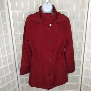 London Fog Women's Trench Coat Size Small